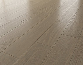 3D model Wood Floor Oak Mist New WWL