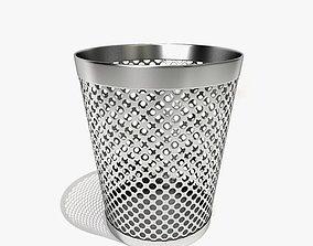 Waste Paper Basket 3D