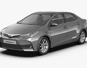 2017 Toyota Corolla EU 3D