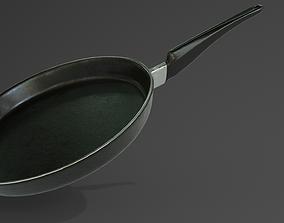 Frying Pan 3D PBR