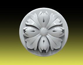 Rozette 012 3D print model