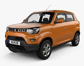 3D Suzuki Maruti S-Presso 2019