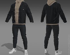 3D Jacket-Hoodie