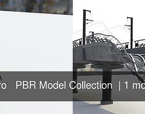 Metro PBR Model Collection metro