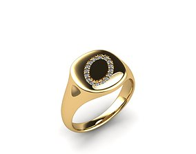 3D print model model Jewelry Signature Ring