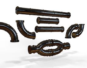 3D Pipelines modular