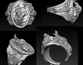 Ring of Wizardry 3D printable model