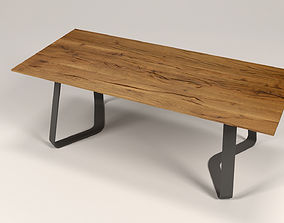 Ringo table 3D asset