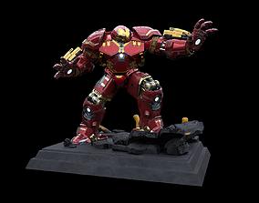 HulkBuster Statue 3D print model