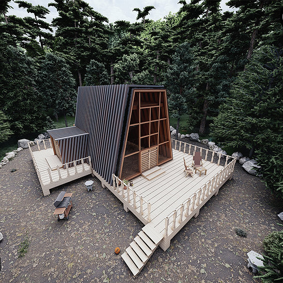 Cabin Alt 4