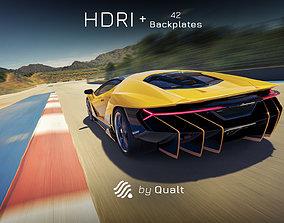 3D 1 HDRI - Automotive 005