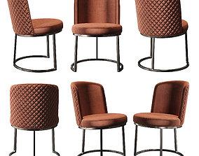 3D model Chair California by Yemek Odasi Takimi