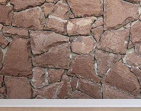 3D model Stone cladding Stone 018