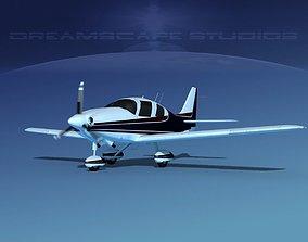 Cessna 400 TTx V13 3D model