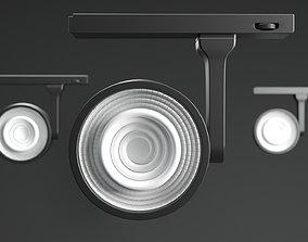 3D model realtime lamp arkoslight six L