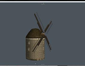 littleMill 3D model
