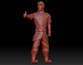 frozen Kristoff 3D printable model