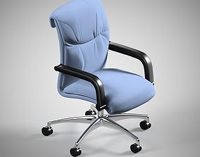 office chair 233 3D model