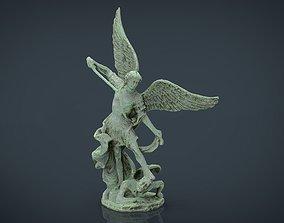Saint Michael The Archangel 3D model