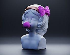 3D printable model Lovely girl bow
