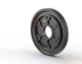 Gear 612-12900 for Riso RP 3D print model