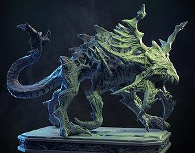 3D printable model Hound of Tindalos