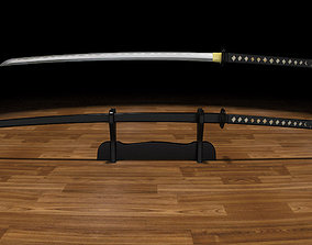 Katana Musashi 3D print model