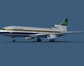 Lockheed L-1011-50 Aer Lingus 2 3D model