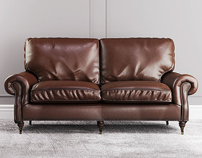 Halo Balmoral Sofa 3D model