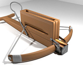 3D Crossbow - Repeating