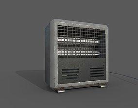 Heater 3D asset