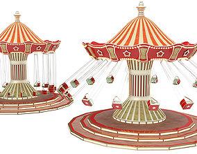 3D Funfair Swing
