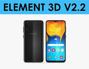 galaxy E3D - Samsung Galaxy A20