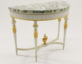 3D Neoclassical console - Around 1880