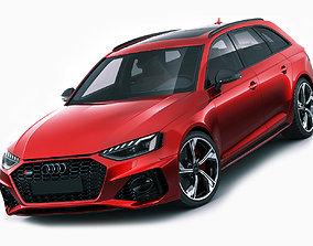 5 3D Audi RS4 Avant 2020