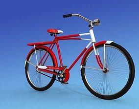 3D model 1955 Mens Bicycle