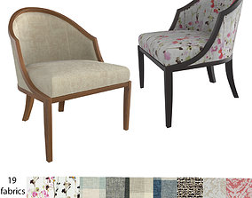 Jacob Chair by Ethan Allen 3D furniture