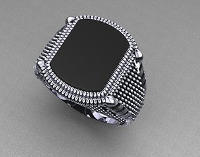 003 Gents Ring 3D printable model
