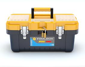 3D Plastic Toolbox