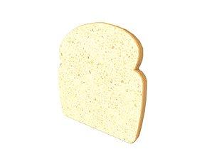 3D asset Bread v1 001