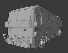 3D model Denning Landseer Bus