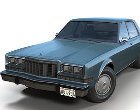 Dodge Diplomat 1980 3D model
