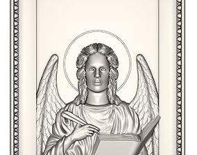3D printable model Angel Icon Stl