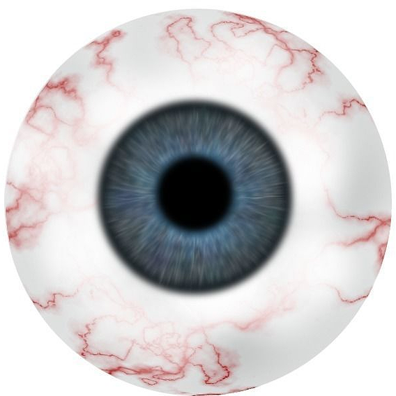 First Eye - using Adobe Photoshop