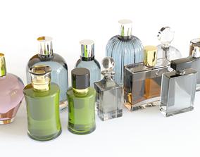 3D Perfume Mockup Collection