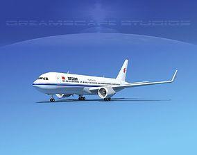 Boeing 767-300 Air China 3D