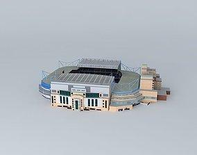 3D model Stamford Bridge