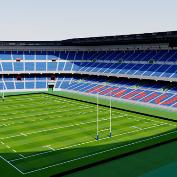 International Stadium Yokohama