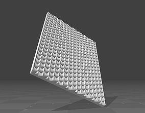 3D print model reflector