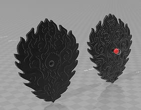 Naofumi Curse shield 3D print model